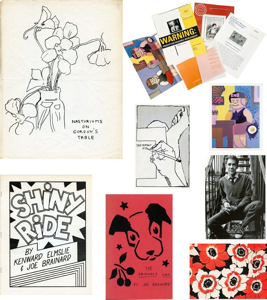 Joe Brainard Collection