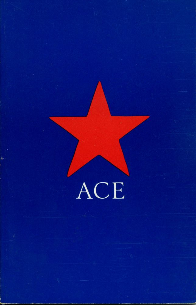 Ace. Tom Raworth. The Figures. 1977.