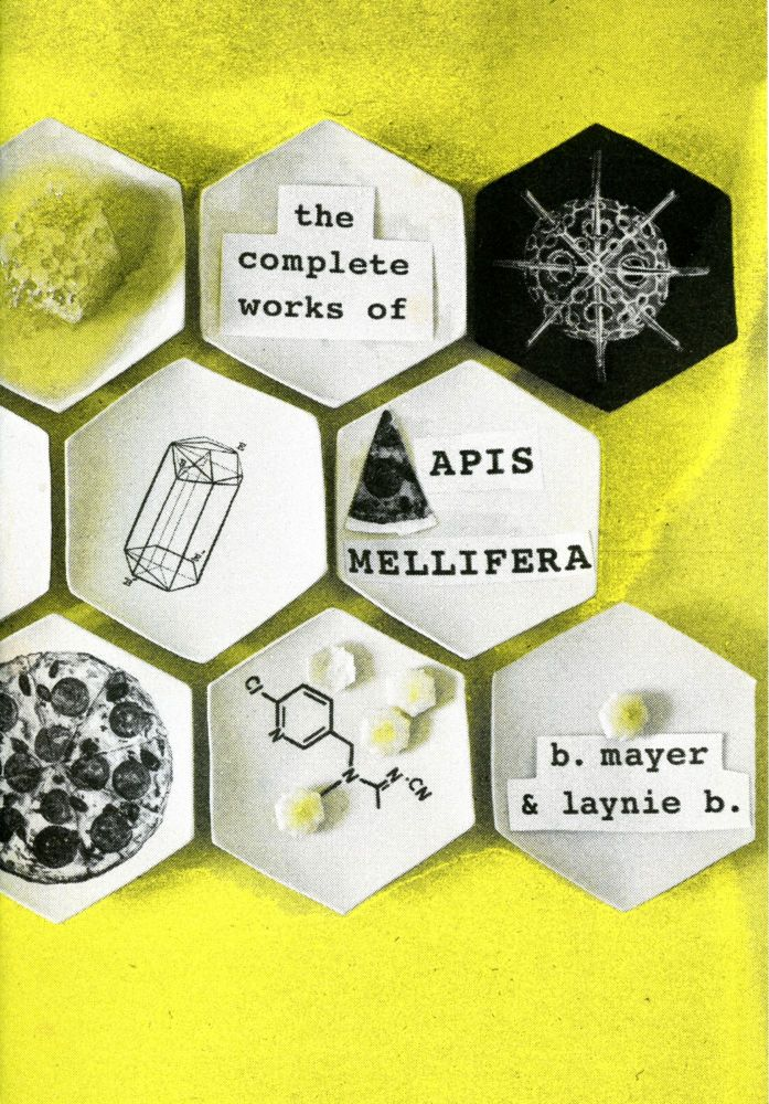 The Complete Works of Apis Mellifera. Bernadette Mayer, Laynie Brown. Further Other Book Works. 2017.