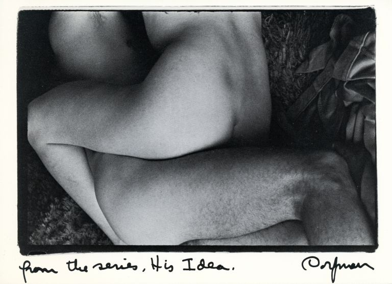 From the Series, His Idea. Elsa Dorfman. Witkin Gallery, Inc. 1979.