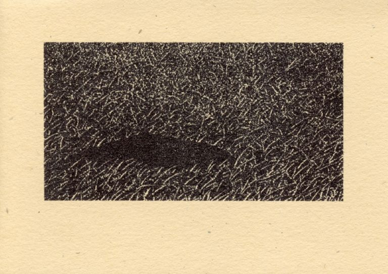 Leaving Everything. Thomas A. Clark. Moschatel Press. 2004.