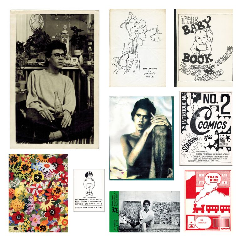 Joe Brainard Collection.