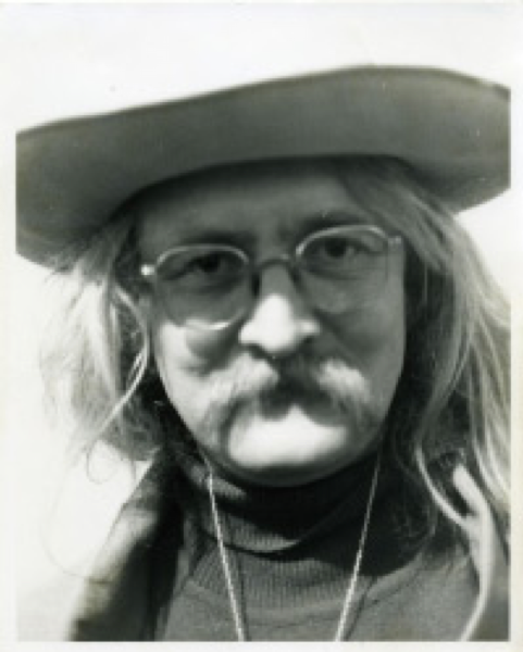 Richard Brautigan Collection from Joanne Kyger.