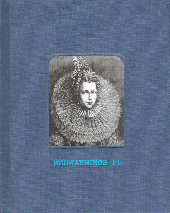 Bedhangings II. Susan Howe. Coracle Press. 2002.