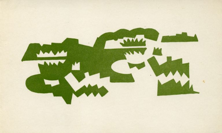 Winter Topiary. Martin Fidler. Coracle Press. [1975].