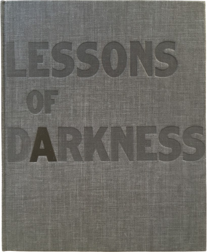 Lessons of Darkness. Emily McVarish. Granary Books. 2016.