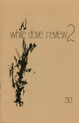 The White Dove Review, vol. 1, no. 2. 1959