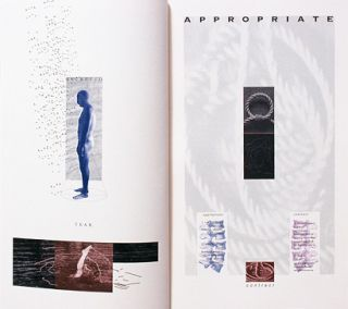 Abstract Refuse. Ed Epping. Granary Books. 1995.